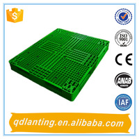 Warehouse 4 Way Used Plastic euro pallet Price for Sale