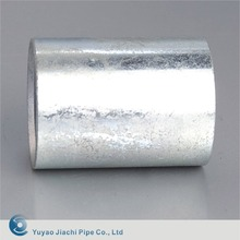 Galvanized steel rigid hose fitting