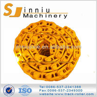 undercarriage parts excavator parts ex200 steel track chain assy