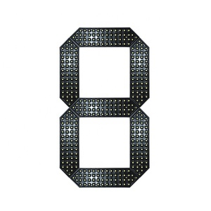 18 inch led modules led 7 segment display for seven parts
