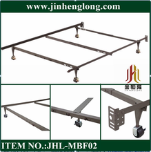 Angel steel Hotel metal bed frame
