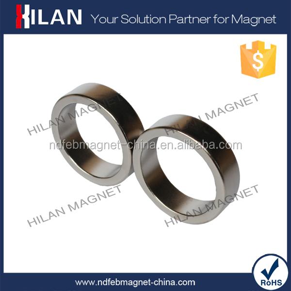 Diametrically Magnetized Ring