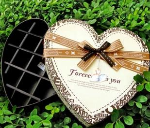 high quality wedding candy boxes/wedding giveaway gift box for chocolate