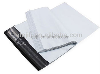 Custom Plastic Courier Express Bag Poly Mailing Bag with Seal Tape