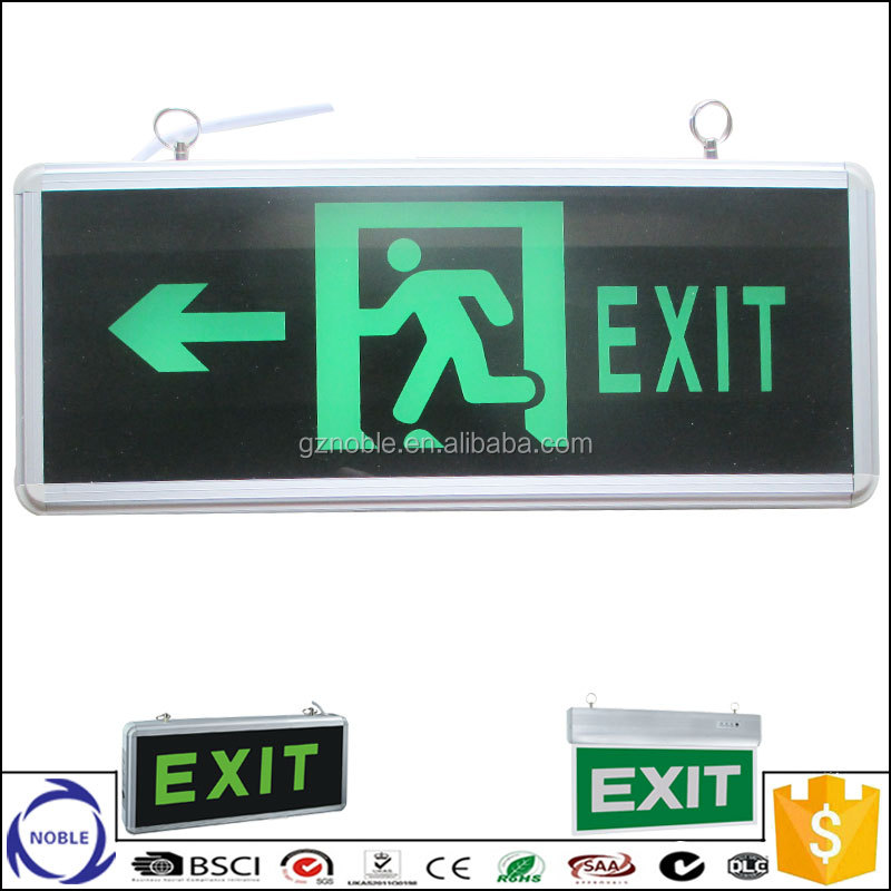 Emergency module and Ni-Cd battery for programmable led sign