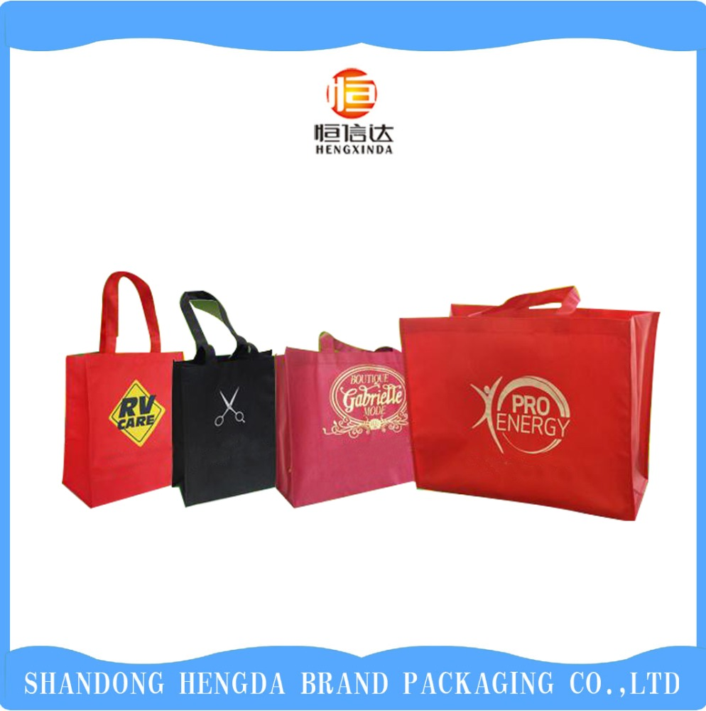 Shopping bag manufacture nonwoven bag from China