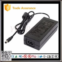 YHY-24001700 24V 1.7A 40W efficiency level 6 ac dc adapter