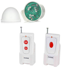 Hotel room alarm equipment wireless fire alarm system