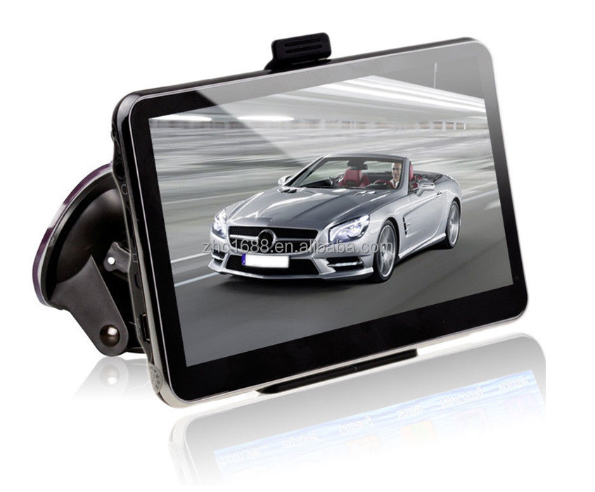 2014 factory cheapest 4.3inch/5inch/7inch gps navigation wince 6.0 core version
