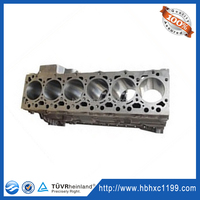 High quality For Cummins stainless steel ISDE engine cylinder block 4946586