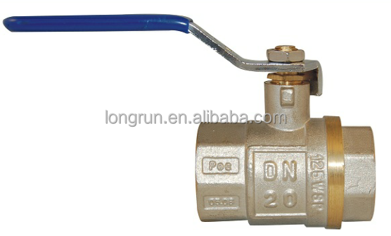 Longrun High Quality Brass Ball Valve