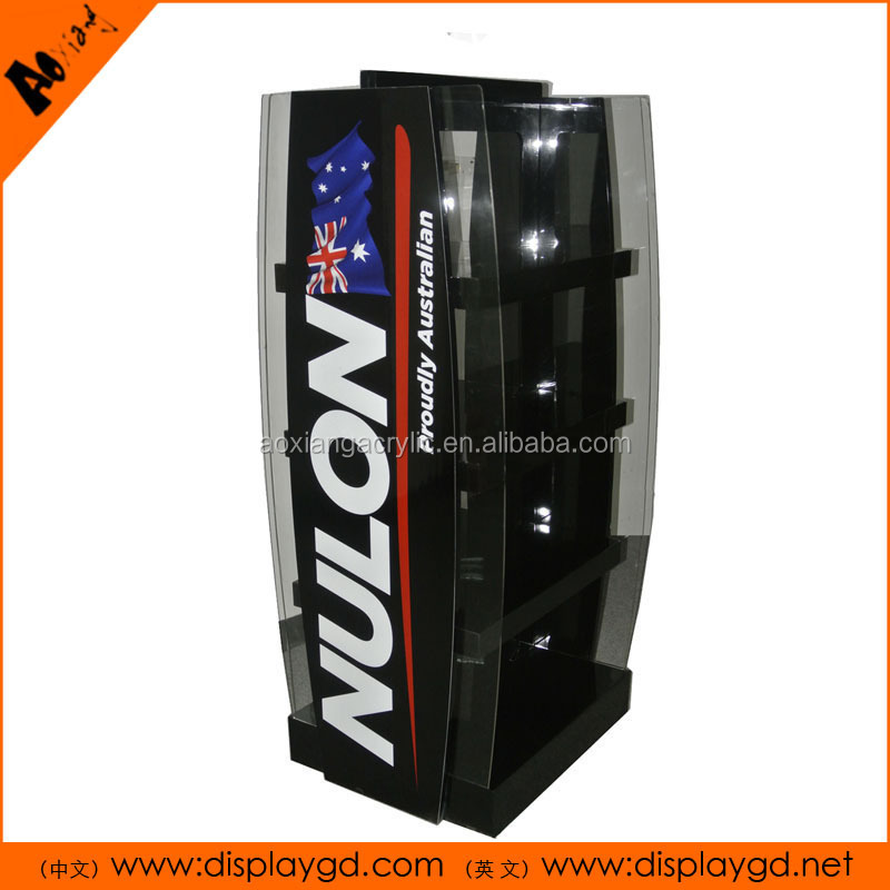 custom POS stand point of sale stand