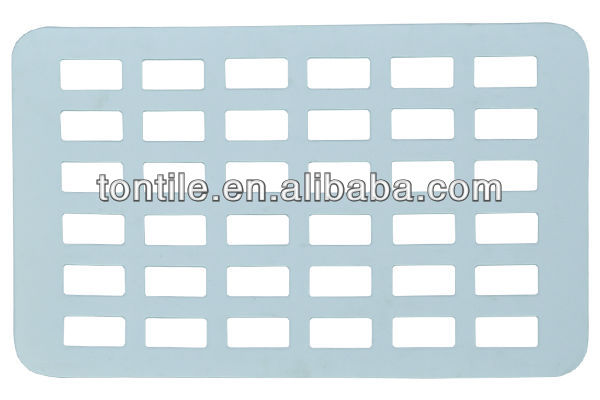 [Tontile] Baking plastic Biscuit mold Sheet -36 Holes(62x32mm) SN0508