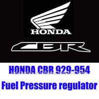 Adjustable Fuel Pressure Regulator for motorcycle - HONDA CBR 929-954 - VLRPF312