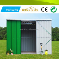 quick build prefabricated outdoor storage sheds