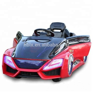 2.4 G remote control electric toys for kids car ride on, Audi R9 concept kids toy electric car