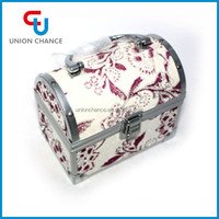 Fashion Professional Hard Side Combination Lock Cosmetic Case And Box