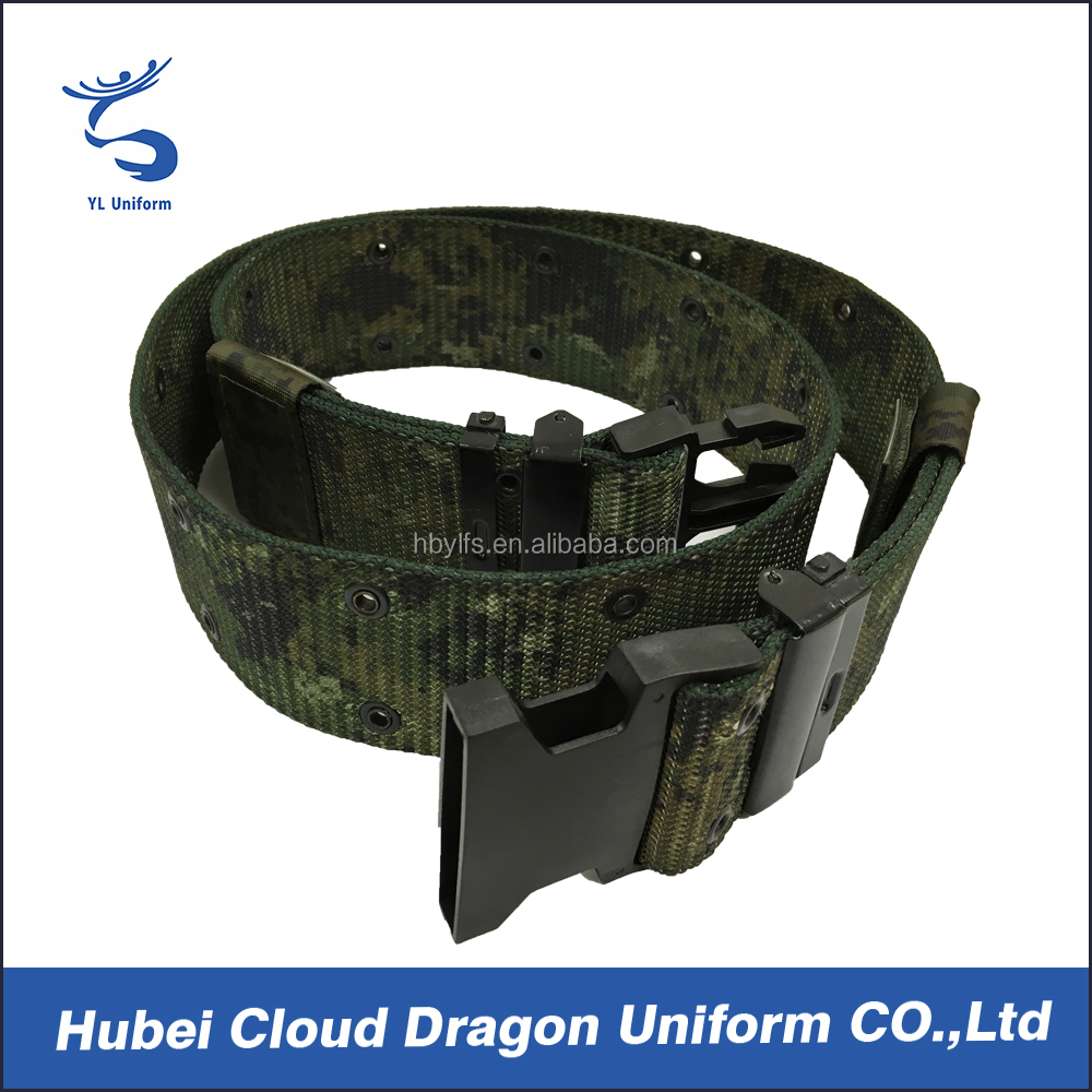 Army tactical belt China supply tactical accessory wholesale