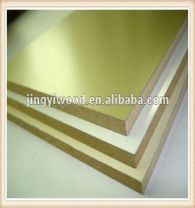 high quality aluminum faced MDF/ plywood with best price