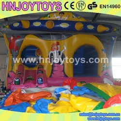 Inflatable Cubby House, Small Bouncing Room