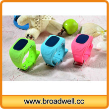 Popular Emergency GPS Tracker Kids Cell Phone Watch With SIM Card Slot SOS Phone Call For Children Old People