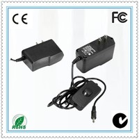 Wall type 15v 1.5a ac adapter 22.5W power adaptor 15v 1500ma