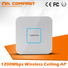 1200Mbps COMFAST CF-E355AC AP 48V Real POE Power Supply, Wifi Router As Access Point