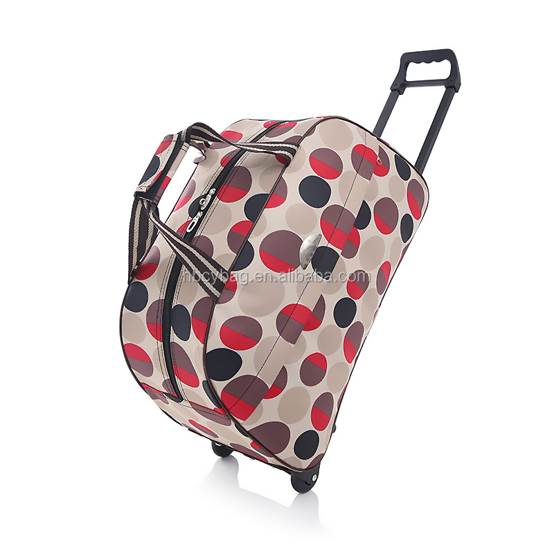 Chiyuan Trolley travel bag laptop trolley bag