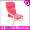 Home Relaxing Cheap Massage Chair for kids.Promotional gift cheap relax chair for children,wooden toy cheap relax chair W08F027