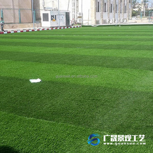 cheap football artificial Turf Synthetic plastic Grass for soccer golf carpet roof indoor outdoor decorations