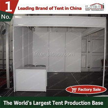 Aluminum extrusion standard modular exhibition booth for Expo Display