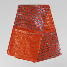 KL63478-7 Hot sale good quality african bazin riche brocade lace fabrics