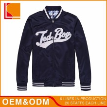 Online College 100% Polyester Windbreaker Jacket Wholesale