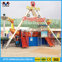 China outdoor amusement equipmet game corsair rides for sale