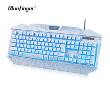 2017 Advanced LED backlit USB Wired keyboard latest models for computer