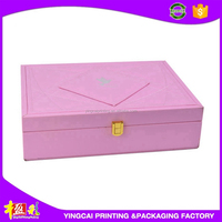 Wholesale China supplier heart shape acrylic gift box