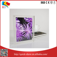 Chinese PMMA acrylic picture frame factory