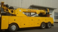 50 ton XCMG brand high quality low price wrecker tow truck for sale