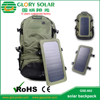 Women Travel Mountain Top Hunting Solar Backpack Bag
