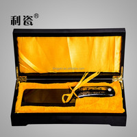 Top quality ceramic knife, gift box ceramic kitchen knife set