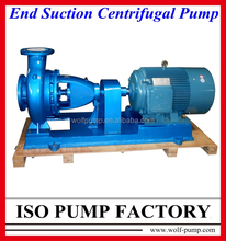 IS series single stage end suction centrifugal pump