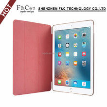 innovative new products sophisticated sewing PU tablet case for ipad pro2 10.5 premium casco grain pu and hard pc case