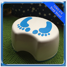 Top hot selling small plastic stools step stool for children plastic step stool with low price
