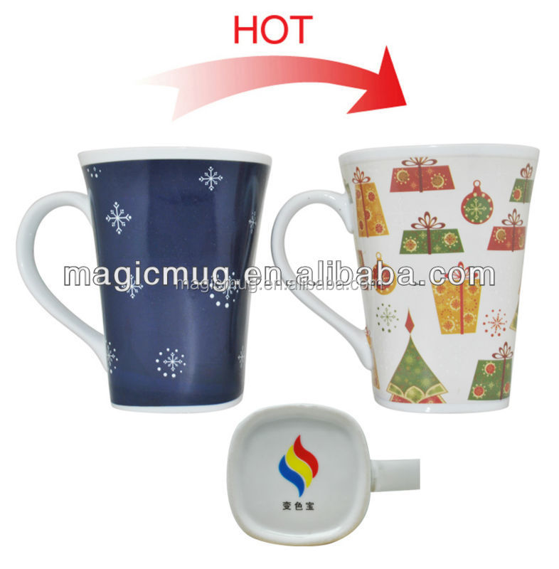 Drinkware With Custom Print Picture Change Color Drinking Cups
