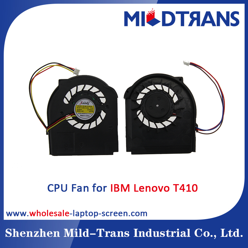 DC 5V 3PIN Slim Notebook CPU Cooling Fans for IBM Lenovo T410 Laptop Fan