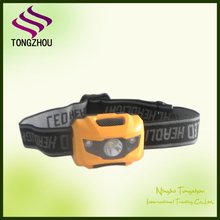 Zoomable 3W LED head lamp/ LED headlamp/ head flashlight