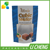 Manufacturer wholesale laminated plastic food packing bag