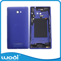 Brand New Phone Rear Battery Back cover Housing Case Blue for HTC 8X
