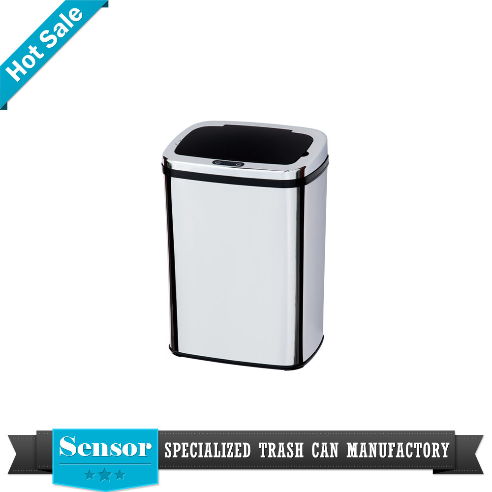 kitchen penguin garbage can trash can