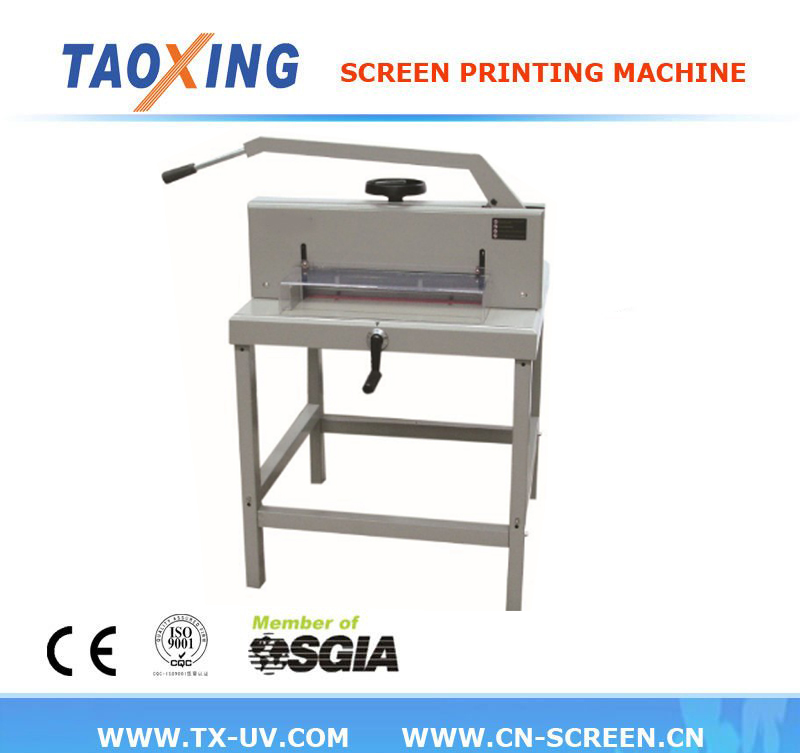 custom shape paper cutter manual die cutter for paper